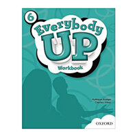 Everybody Up 6: Work Book