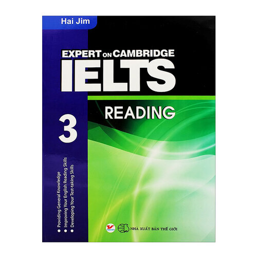 Expert On Cambridge IELTS Reading 3