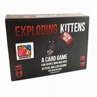 Exploding Kittens - Mèo Cảm Tử phiên bản 18+