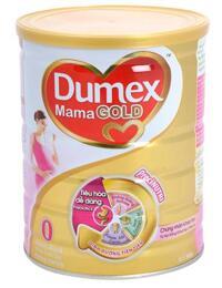 Sữa bột Dumex Gold 1 - hộp 400g (dành cho trẻ từ 0 - 6 tháng)