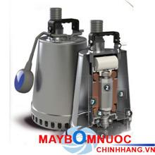 Máy bơm chìm nước thải inox Zenit DR-STEEL 75T 0.75KW
