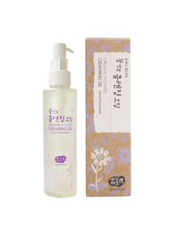 Dầu tẩy trang Whamisa Organic Flowers Cleansing Oil