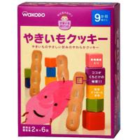 Bánh ăn dặm khoai lang Wakodo 9M