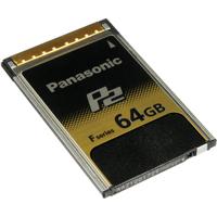 Thẻ nhớ Panasonic AJ-P2E064FG