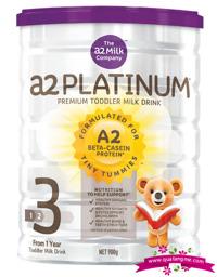 Sữa A2 Platinum số 3 900g