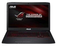 Laptop Asus ROG G751JY-DH71 - Intel Core i7 4710HQ, 24GB RAM, 1TB HDD + 256GB SSD, VGA GTX980 4GB, 17.3 inch