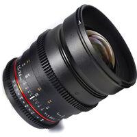Ống kính Samyang 85mm T1.5 VDSLR II