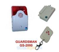 Hệ thống báo trộm không dây Guardsman GS-2000
