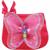 Ví tiền bướm bảy sắc cầu vồng Pink Poppy JGK-301A