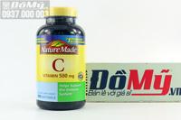 Viên bổ sung Vitamin C Nature Made 500mg (180 viên)