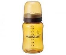 Bình sữa cổ rộng Baby Dream Nano Silver 150ml
