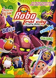 Robo trái cây - Tập 9