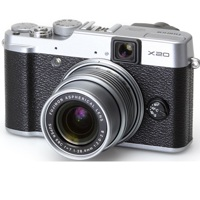 Máy ảnh kỹ thuật số Fujifilm X20 - 5120× 4096 pixels