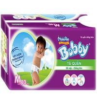 Tã quần Bobby size M40 miếng (trẻ từ 6 - 10kg)