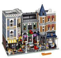 Bộ sưu tập quảng trường thành phố LEGO 10255