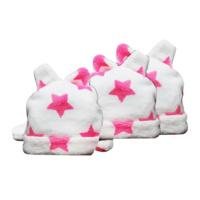 Bộ 3 mũ vải lông cừu cho bé Luminy