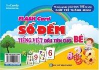 Flash Card Số Đếm Tiếng Việt Đầu Tiên Cho Bé  MCBooks