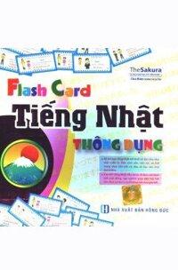 Flashcard Tiếng Nhật Thông Dụng