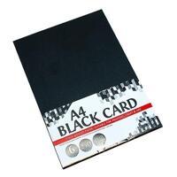 Giấy bìa đen A4 Uncle Bills QB0270 (4 tờ)