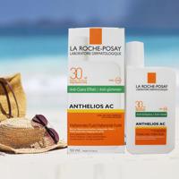 Kem chống nắng La Roche Posay Anthelios AC SPF 30 dành cho da dầu, da hỗn hợp