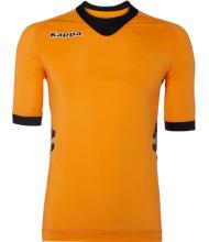 Áo bóng đá Kappa Classic cam
