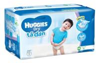 Tã dán Huggies size XXL56 miếng (trẻ trên 14kg)