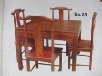 Bàn ghế phòng ăn BA083
