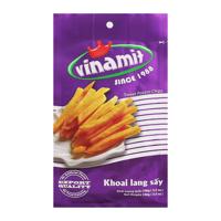 Khoai lang sấy khô Vinamit - gói 100g