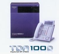 Hệ thống tổng đài IP Panasonic KX-TDA100D (16-96)