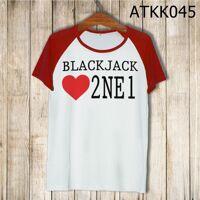 Áo thun BLACKJACK LOVE 2NE1 - ATKK045