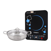 Bếp điện từ Taka TKE995 2100W