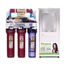 Máy lọc nước RO Kangaroo KG116 (KG-116KNT) - 6 lõi, Vỏ INOX không nhiễm từ