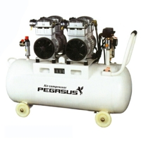 Máy nén khí giảm âm PEGASUS TM-OF750-70L
