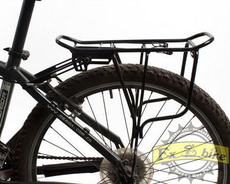 Gác baga sắt xe đạp