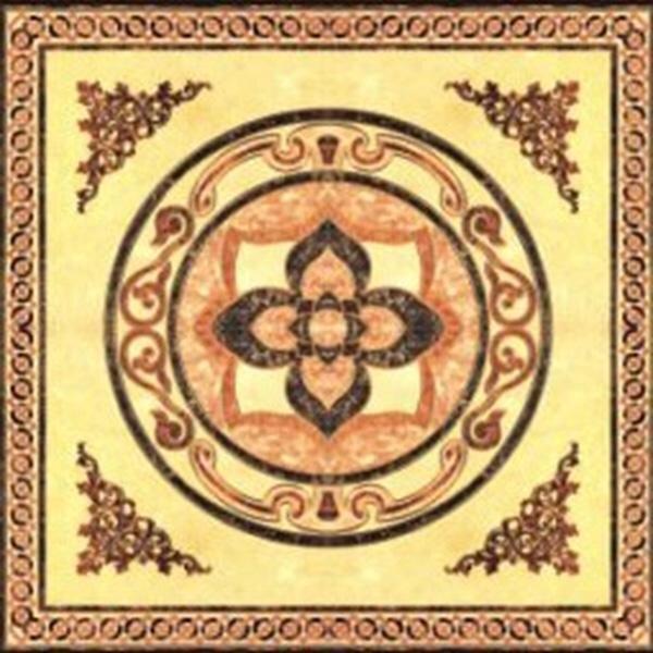 Gạch tranh thảm trang trí DS-ORH 4764