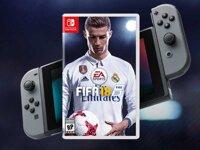 Game Fifa 18 - Nintendo Switch