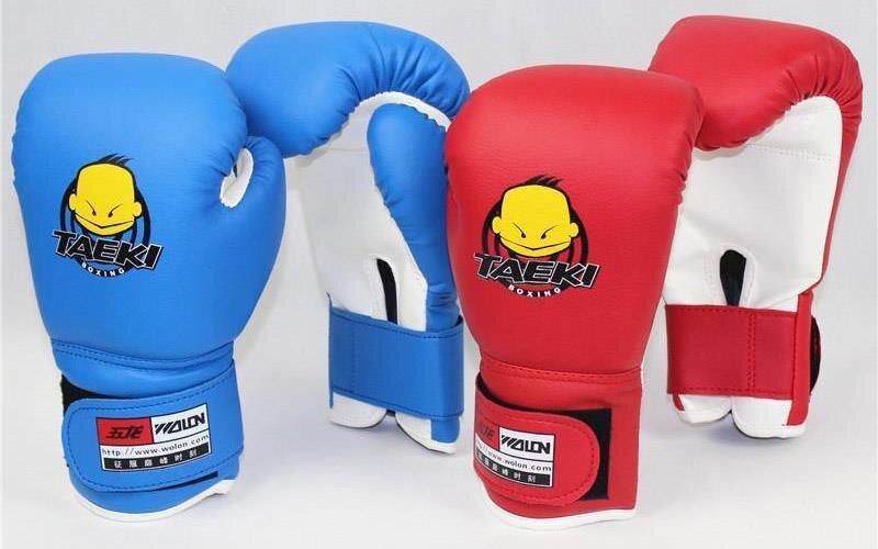 Găng boxing trẻ em Taeki