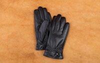 Găng tay da cừu cảm ứng GTLANU-06