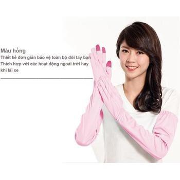Găng tay dài chống nắng KA41155-61