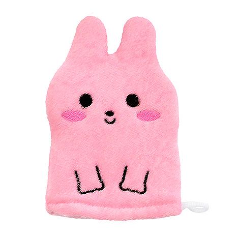 Găng tay tắm bé hình thỏ Kokubo