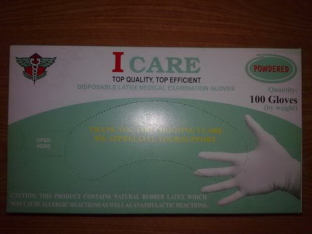 Găng tay y tế I Care