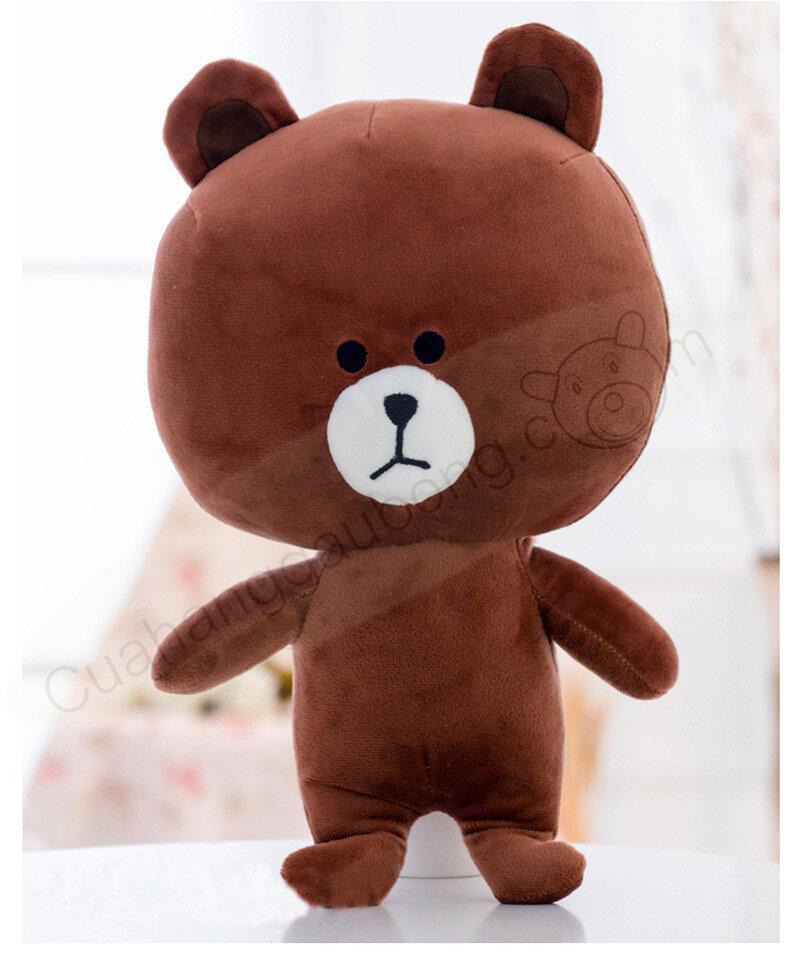 Gấu bông Brown - 35cm