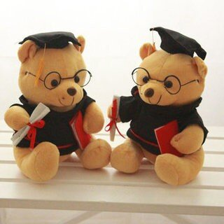 Gấu bông cử nhân - 0099