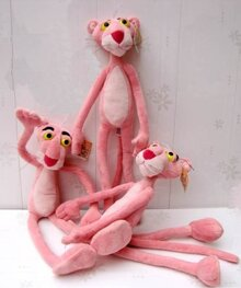 Gấu bông Pink Panther - 40cm