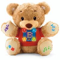Gấu teddy fisher price học và hát