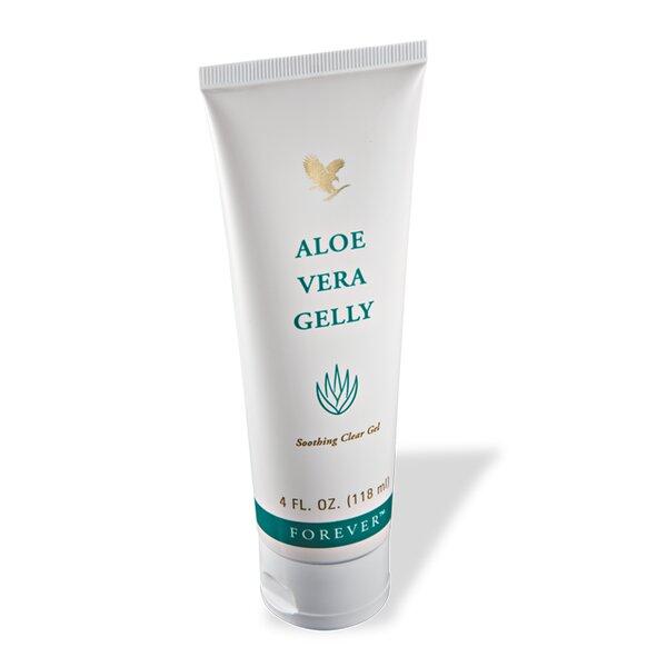 Gel dưỡng da Aloe Vera làm lành vết thương