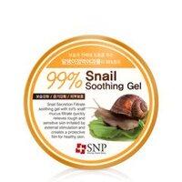 Gel dưỡng da chiết xuất ốc sên SNP Snail 99% Soothing Gel 300g