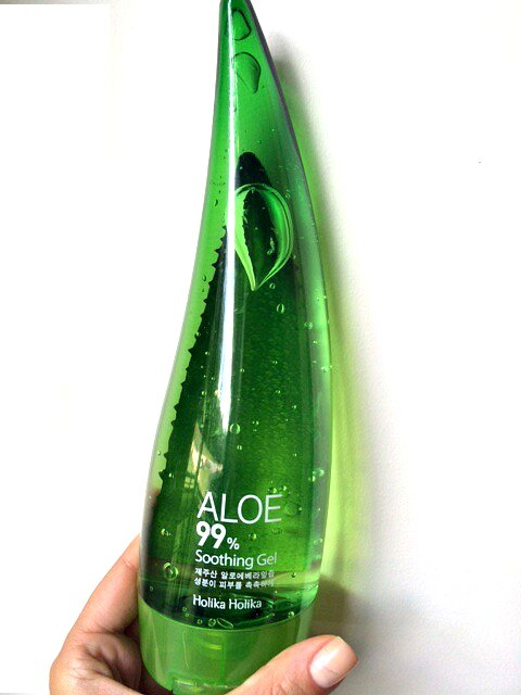 Gel lô hội Holika Aloe 99% Soothing Gel 250ml