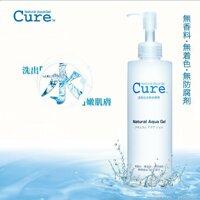 Gel rửa mặt tẩy tế bào chết Cure Nature
