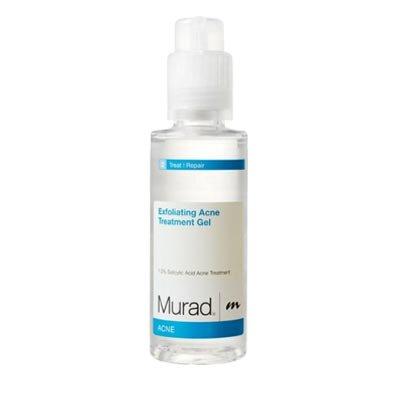 Gel trị mụn Murad Exfoliating Blemish Treatment Gel 100ml